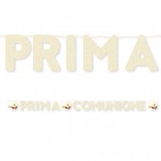 Kit Scritta maxi La Mia Comunione cm.600
