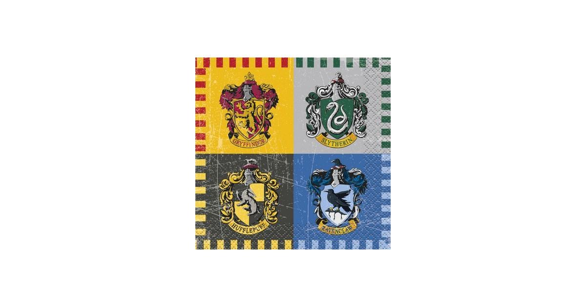 20 Tovaglioli Harry Potter 30x30 cm